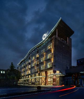 GinlanJIA OV Hotel, Genshan West Road, Jianggan…
