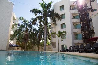 Hotel suites villa italia, Bonampak Sm.4 Mz.10 Lote…