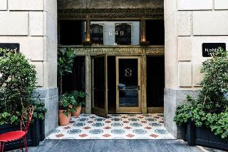 The Nomad Hotel Los…, 649 S Olive St,
