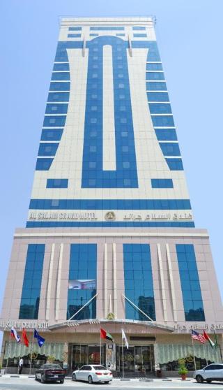 Al Salam Grand Hotel, P.o Box 64111 , Al Taawun,…