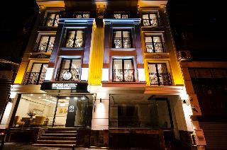 Boss Hotel, Sururi Mah. Türkocağı Cad.…