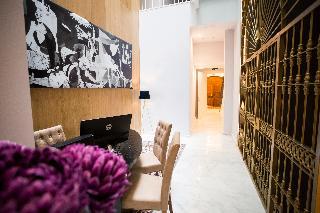 Casa de la Merced Suites - Diele