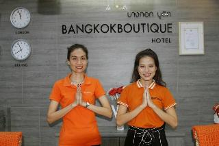 BANGKOK BOUTIQUE RESORT