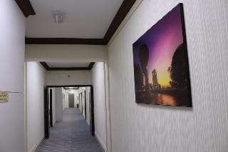 Al Dyafa Hotel Suites, 214 Central Market,
