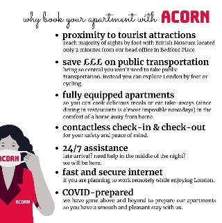 Acorn - Gower Street Apartments