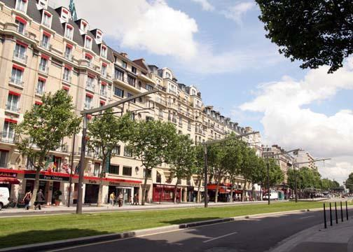 Mercure Paris Alesia ( Ex: Quality H. Paris Orleans )