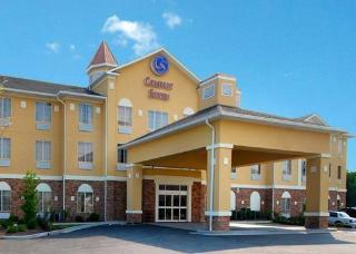 Comfort Suites Savannah Airport