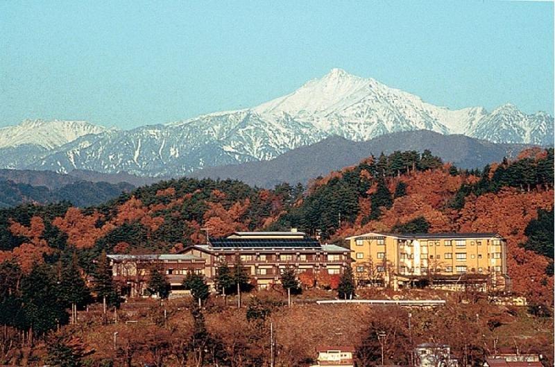 萩城高山酒店 image