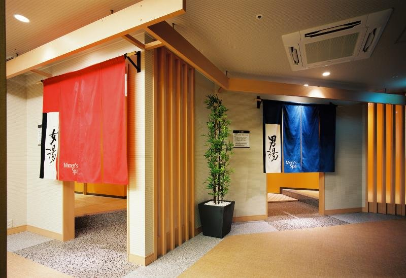 Apa Villa Hotel Osaka…, 1-1-27 Nonimbashi, Chuo-ku,…