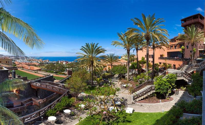 Cheap all inclusive holidays to melia jardines del teide for Jardines del teide tenerife