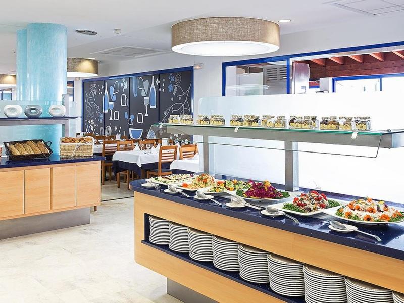 Restaurant Tahiti Playa Suites