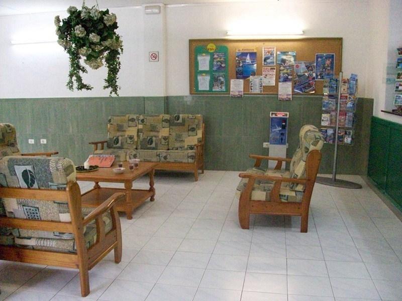 Lobby Luz Y Mar