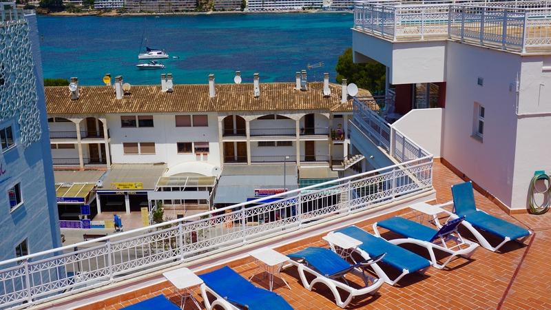 Terrace Playas Del Rey