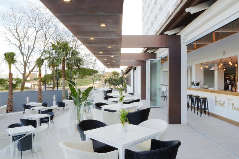 Terrace Flamero