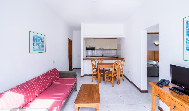 Apartamento Capacidad 6 Dos Dormitorios (Apartment Capacity 6 Two Bedrooms)