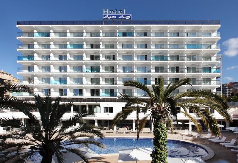 imagen de hotel Hotel Agua Azul