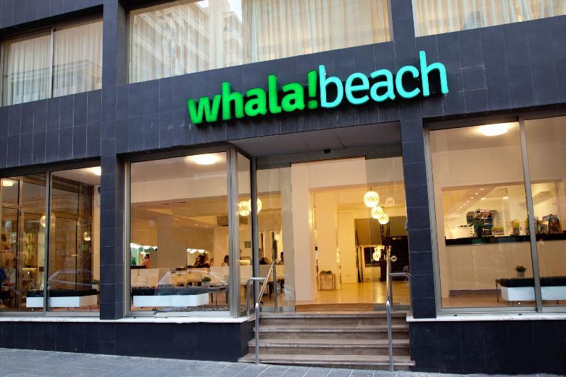 General view Whala!beach