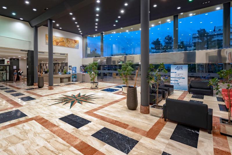 Lobby 4r Regina Gran Hotel