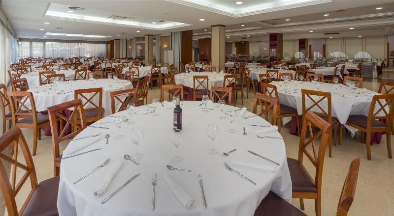 Restaurant 4r Regina Gran Hotel