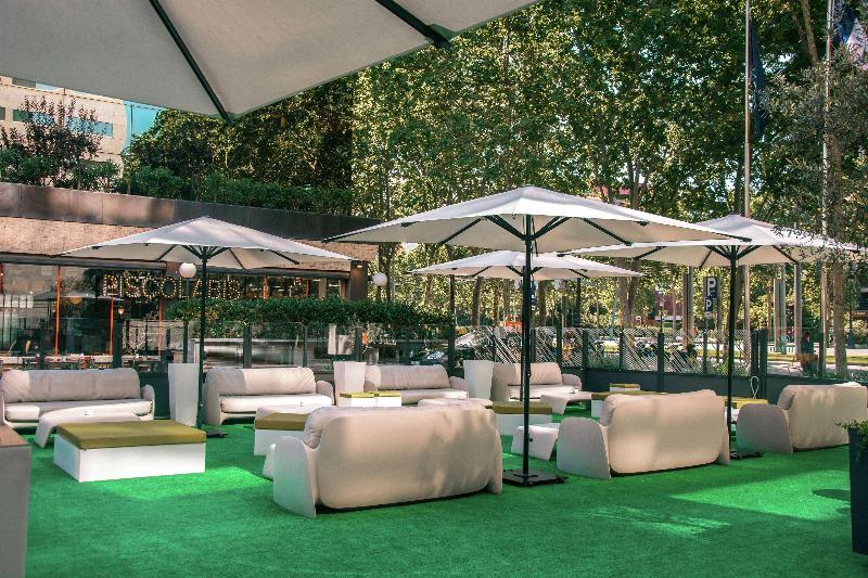 General view Hilton Barcelona