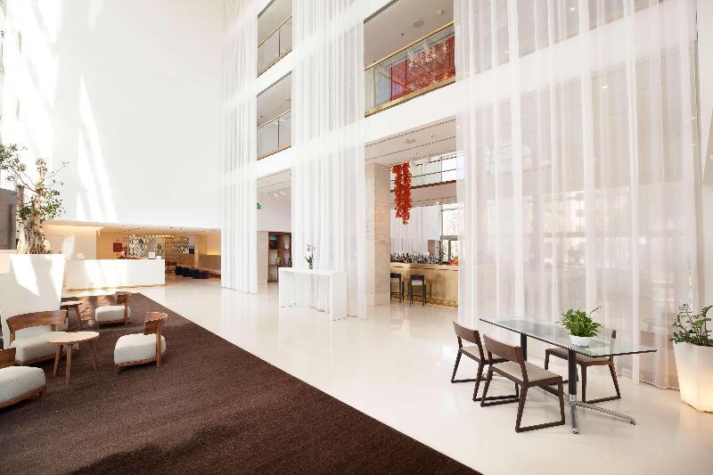 Lobby Hilton Barcelona