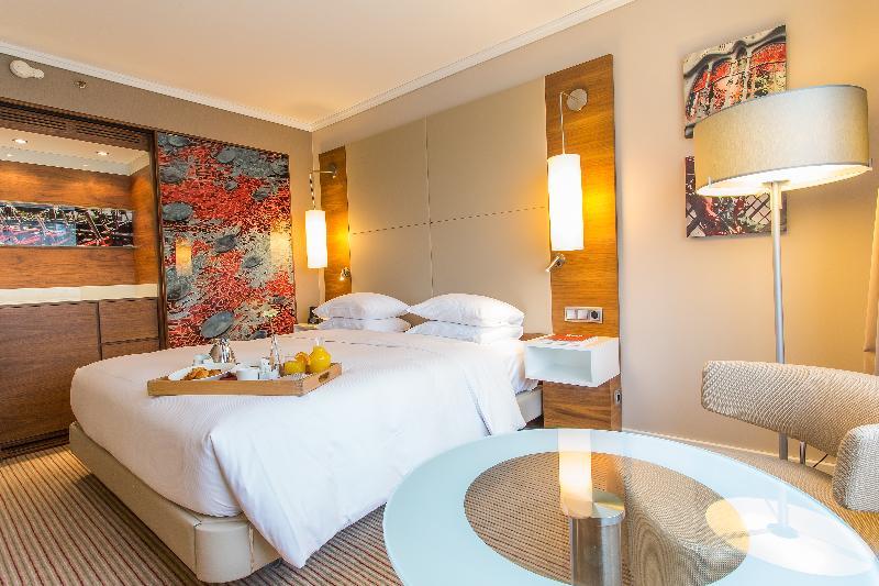 Room Hilton Barcelona