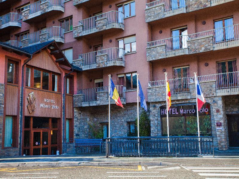 imagen de hotel Hotel Marco Polo