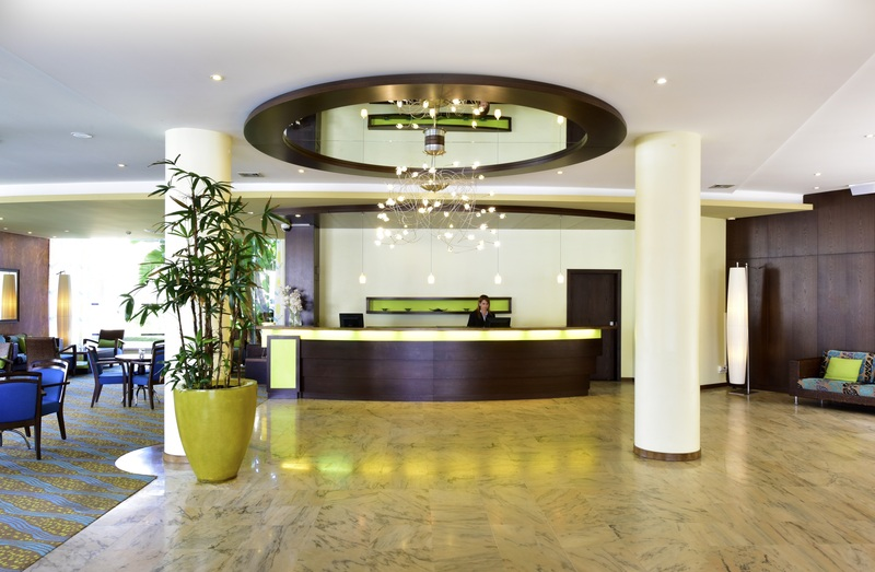 Lobby Pestana Viking Beach & Spa Resort