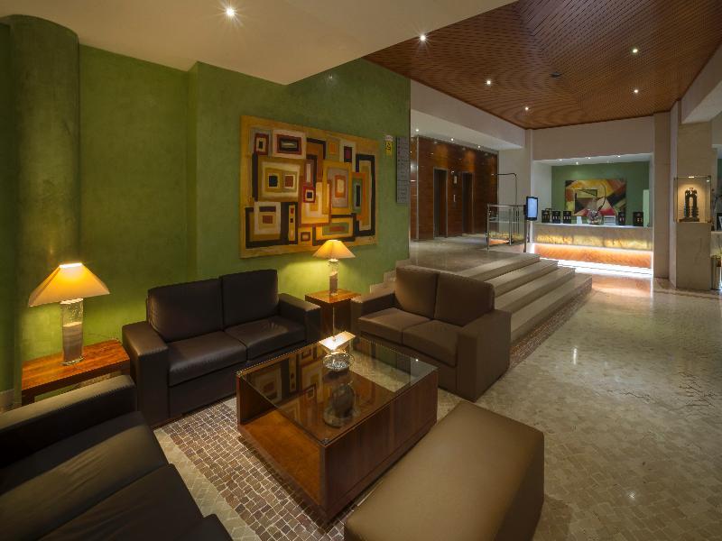 Lobby Vila Gale Ampalius