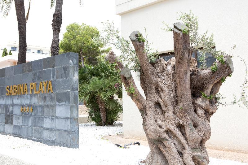 General view Hotel Sabina Playa