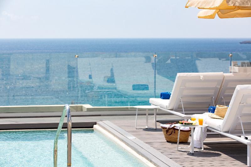 Terrace Hotel Sabina Playa