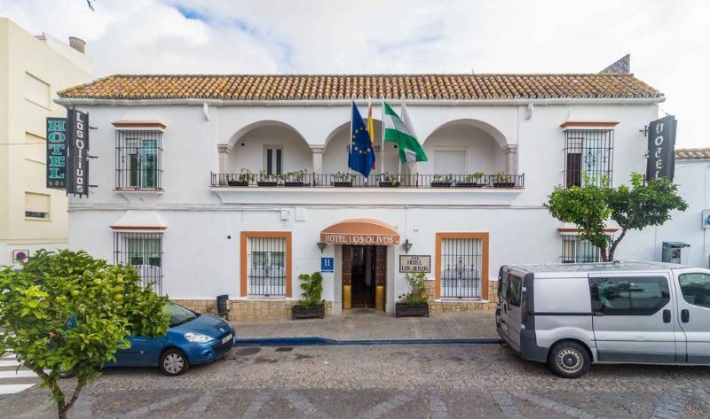 General view Los Olivos