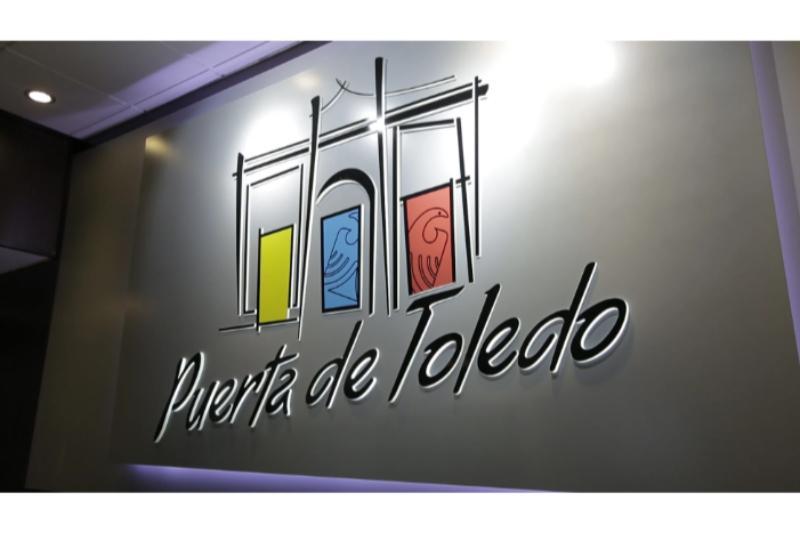 General view Puerta De Toledo