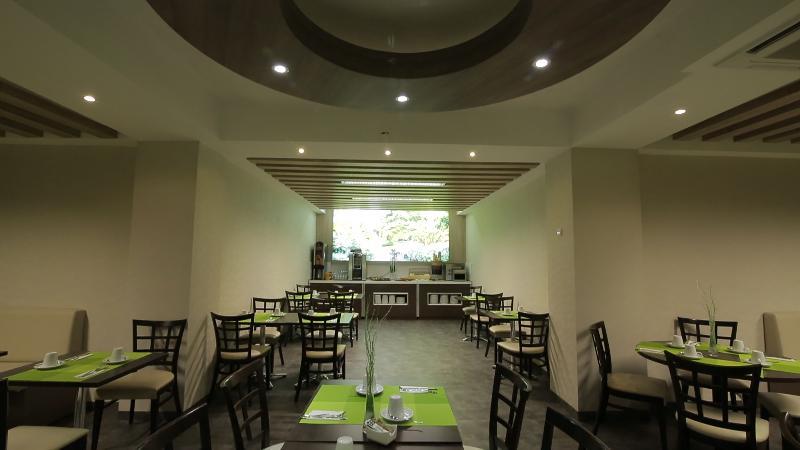 Restaurant Puerta De Toledo