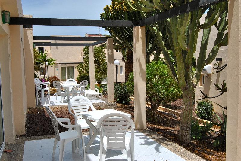 Terrace Labranda Alisios Playa