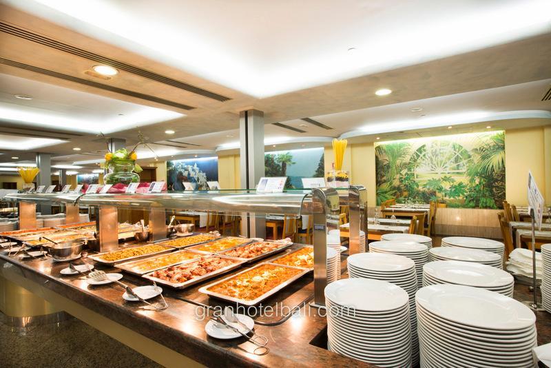 Best Price For Gran Hotel Bali Benidorm Costa Blanca Wise Travel