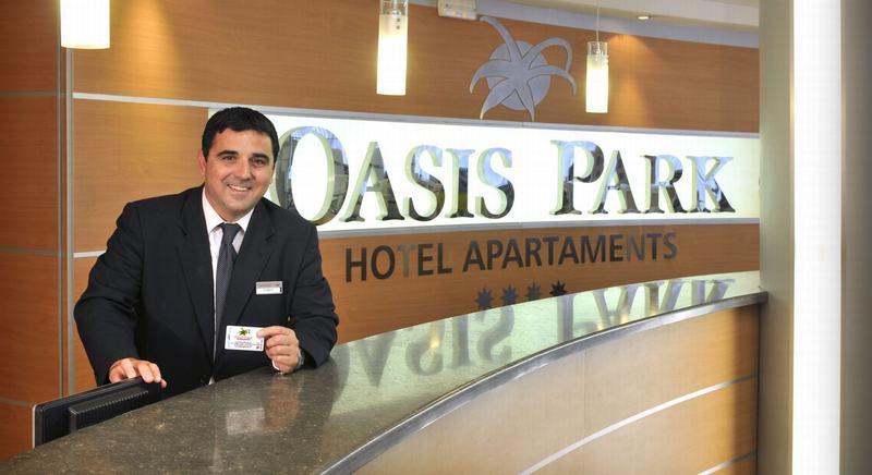 Lobby Ght Oasis Park