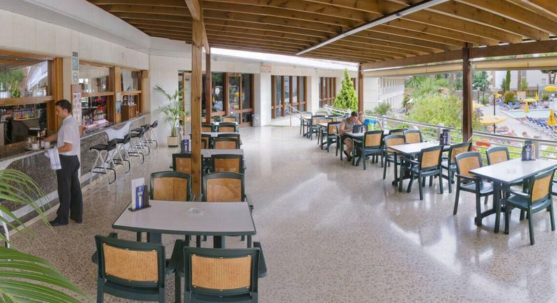 Restaurant Ght Oasis Park