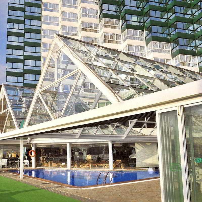 imagen de hotel Hotel Benikaktus