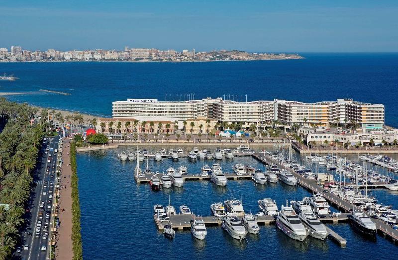 imagen de hotel Hotel Melia Alicante
