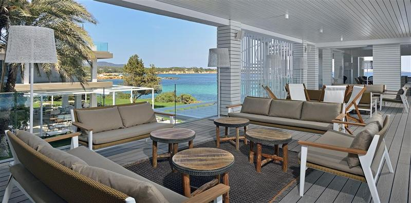 General view Sol Beach House Ibiza