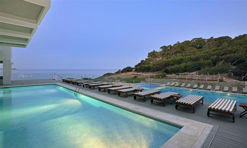 Pool Sol Beach House Ibiza