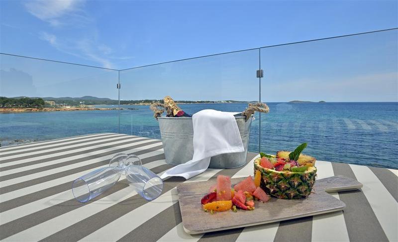 Terrace Sol Beach House Ibiza