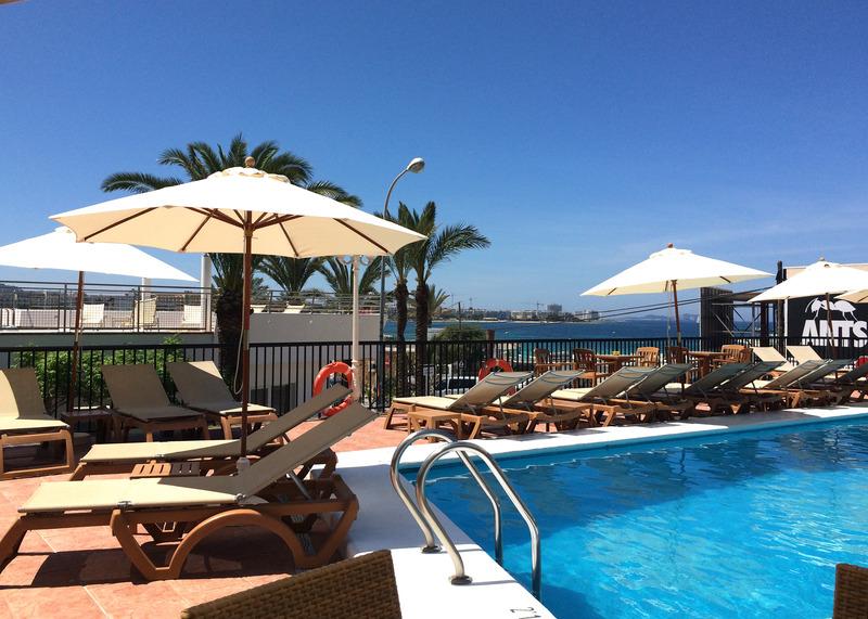 Pool Osiris Ibiza