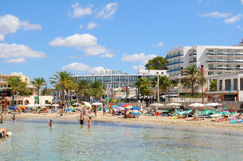Beach Osiris Ibiza