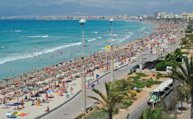 Beach Hispania