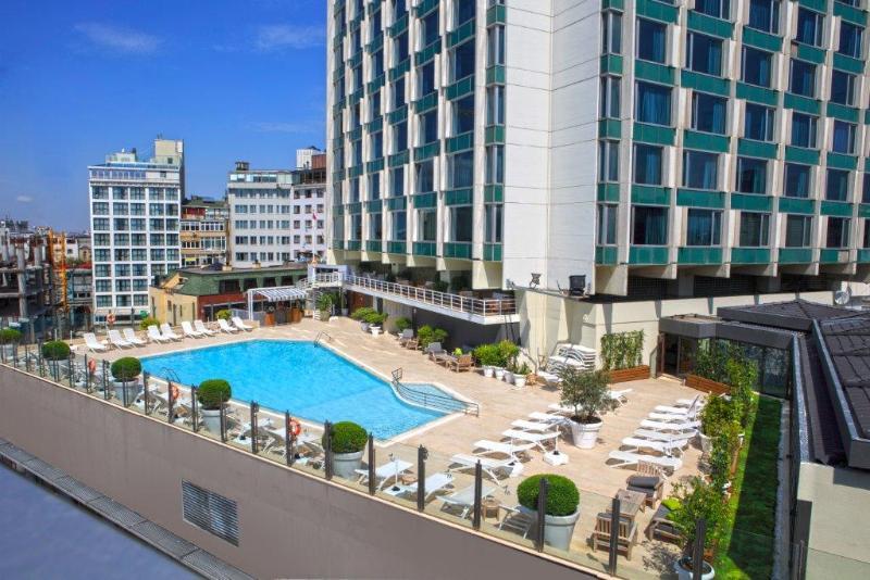 Pool The Marmara Taksim - Istanbul