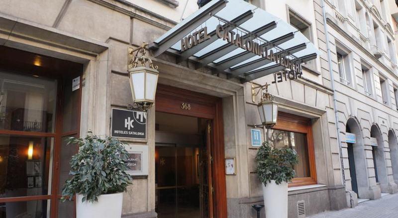 imagen de hotel Catalonia La Pedrera