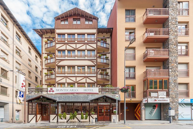 imagen de hotel Hotel Montecarlo