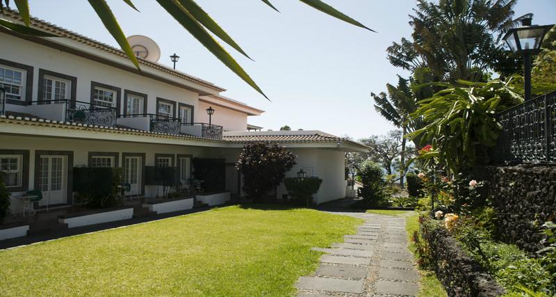 Terrace Quinta Penha De Franca